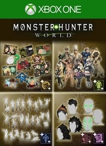 Monster Hunter: World - DLC Collection