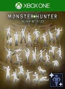 Monster Hunter: World - Complete Gesture Pack
