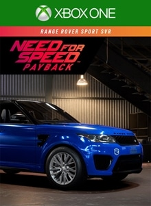 Need for Speed™ Payback: Range Rover Sport SVR