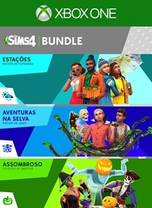 The Sims™- Seasons, Jungle Adventure, Spooky Stuff