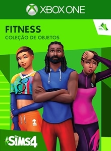 The Sims™ 4 Fitness Stuff