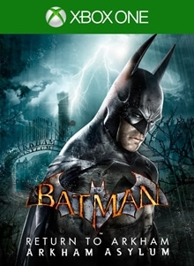 Batman: Return to Arkham - Arkham Asylum