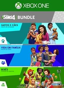 The Sims™ 4 Bundle - Cats & Dogs, Parenthood, Toddler Stuff