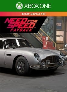 Need for Speed™ Payback: Aston Martin DB5 Superbuild