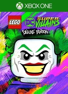 LEGO® DC Super-Villains Deluxe Edition