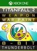 Titanfall™ 2: 8-Bit LG-97 Thunderbolt
