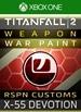 Titanfall™ 2: RSPN Customs X-55 Devotion