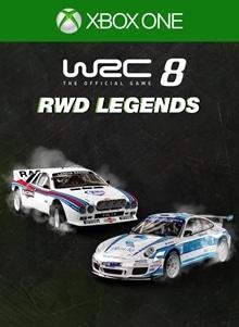 WRC 8 - RWD Legends