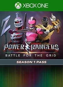 Power Rangers: Battle for the Grid - Season One Pass