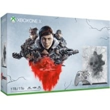 Xbox One X 1TB Console – Gears 5 Limited Edition Bundle