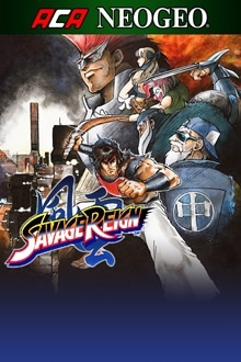 ACA NEOGEO SAVAGE REIGN for Windows