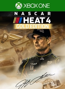 NASCAR Heat 4 - Gold Edition (Pre-Order)