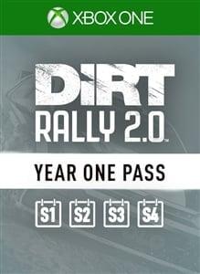 DiRT Rally 2.0 Year One Pass
