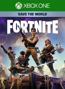 Fortnite: Save the World - Standard Founders Pack