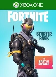 Fortnite Battle Royale - Starter Pack
