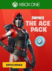 Fortnite Battle Royale - The Ace Pack