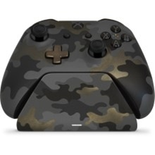 Controller Gear Xbox Pro Charging Stand Night Ops Camo Special Edition