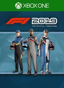 F1 2019 - Suited Up Pack