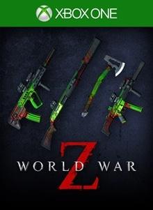 World War Z - Biohazard Weapon Pack
