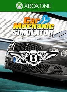 Car Mechanic Simulator - Bentley DLC