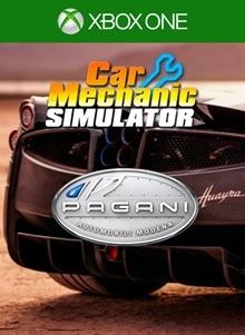 Car Mechanic Simulator - Pagani DLC