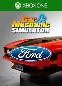 Car Mechanic Simulator - Ford DLC