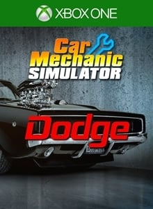 Car Mechanic Simulator - Dodge DLC