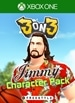 3on3 FreeStyle - Jimmy Character Package
