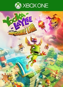 Yooka-Laylee and the Impossible Lair Pre-Order