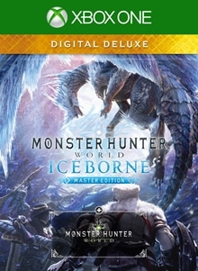 MHW:I Master Edition Digital Deluxe (w/ early purchase bonus)