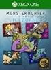 Sticker Set: Monster Statuses Set