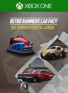 Retro Rammers Car Pack