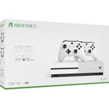 Xbox One S 1TB Console – Two-Controller Bundle