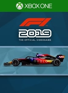 F1® 2019: Car Livery 'OVOLO - Blur'