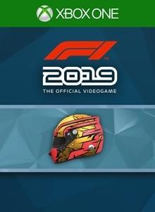 F1® 2019: Helmet 'Spikes'