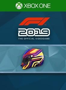 F1® 2019: Helmet 'Striker'