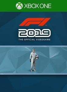 F1® 2019: Suit 'Digital Camo'