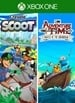Adventure Time: Pirates of the Enchiridion and Crayola Scoot