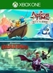 Adventure Time: Pirates of the Enchiridion and DreamWorks Dragons Dawn of New Riders Bundle