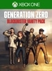 Generation Zero - Blockbuster Vanity Pack