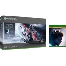 Xbox One X Star Wars™ Jedi: Fallen Order Bundle (1TB) – Xbox One