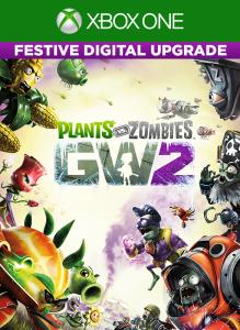 plants vs zombies garden warfare 2 festive edition upgrade - Plants Vs Zombies Garden Warfare 2 Xbox 360