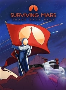 Surviving Mars: Space Race Plus