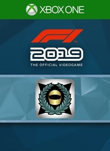 F1® 2019: Badge 'Motif'