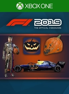 F1 2019 - Halloween Pack