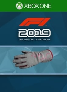 F1® 2019: Gloves 'Cotton Candy'