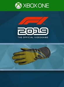 F1® 2019: Gloves 'Blue and Black'