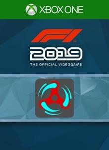 F1® 2019: Badge 'Fidget'