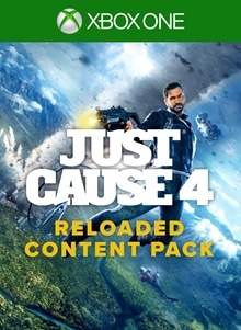 Just Cause 4 - Reloaded Content Pack