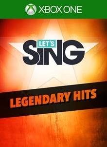 Let's Sing - Legendary Hits Song Pack